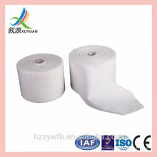 Spunlace disposable dry nonwoven roll towel
