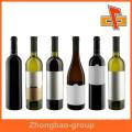 Made in China customiz selbstklebende Etiketten, Klebeetiketten für Plastikflaschen, Etiketten für Glasflaschen, Plastikflaschenaufkleber
