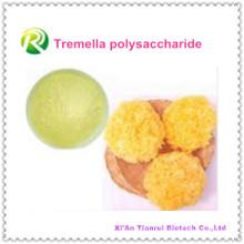 Poudre de Tremella Polysaccharide d'extrait de plante 100% naturel de haute qualité