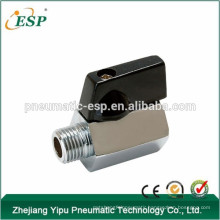 female thread to female thread type pneumatic mini ball valve