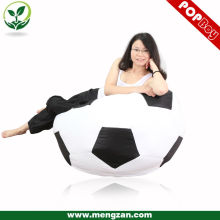football design printed outdoor waterproof bean bag sofa