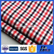 Tissu teinté de shirting teint