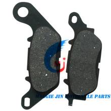 Piezas de motocicleta Pastillas de freno para LC135