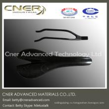 Изготовлен на заказ тип высокопрочной рамы из углеродного волокна для дорожных / горных велосипедов, часть из углеродного волокна