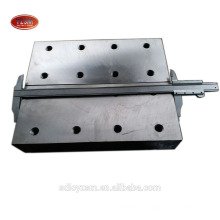 Good quality T90/A elevator guide rail fish plate