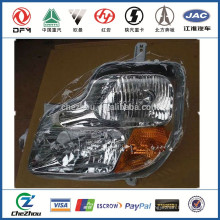 Head lamps for Chinese heavy truck Dongfeng DFAC Kinland, R 3772020-C0100 L 3772010-C0100