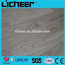 HOT!! Mirror surface laminate flooring/nature core flooring/HDF laminate flooring