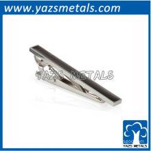 custom classic black high quality tie cilp