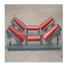 Tipos de peças do rolo intermediário do transportador cônico