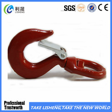 Rigging Hardware Swivel Eye Safety Spring Hook
