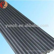 Barre de billet de tige de tungstène de WNife de 7.0x55mm 90% pour faire des fléchettes