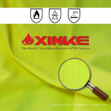 Fabriqué en Chine Vente chaude Bon Prix Tissu Imperméable Ignifuge Tissu Imperméable Tissé Sergé Stretch