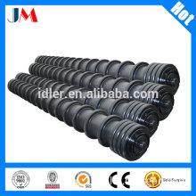 coal mine rubber conveyor belt idler roller,screw belt conveyor