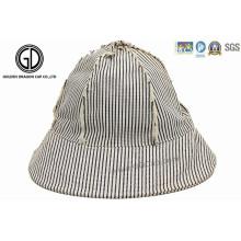 Bonnet et chapeau de godet en coton pour enfants