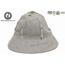 Kids Children Cotton Twill Bucket Hat & Cap