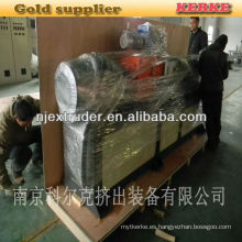 SHJ-65B Extrusora de masterbatch de color para PP PE / Maquinaria de procesamiento de plástico