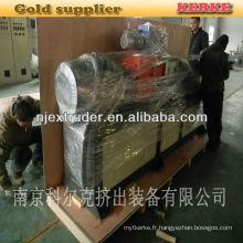 Extrudeuse Masterbatch couleur SHJ-65B pour PP PE / Machines de traitement plastique