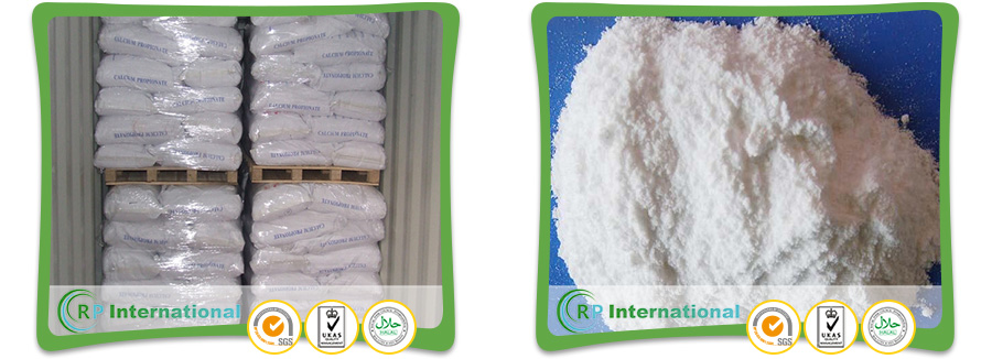 Food Additives Calcium Citrate