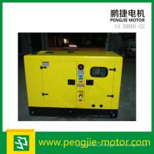 Tipo Silencioso Turbocharged Água Gerador Refrigerado Preço Lista Powered by Perkins 2206c-E13tag3