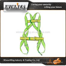 2015 nouveau produit harnais de sécurité complet