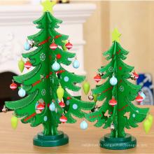 New Style Décoration De Noël En Bois Jouet De Noël Arbre Pour Cadeau De Noël