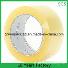 Greenpacking transparentes OPP-Verpackungsband / klares BOPP-Verpackungsband