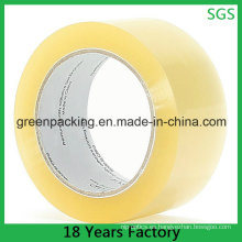 Greenpacking Transparent OPP Packaging Tape / Clear BOPP Cinta de embalaje
