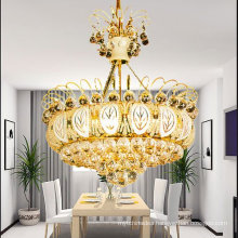 chandelier crystal beads crystal stairs chandelier light LT-70063
