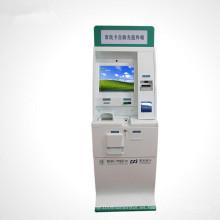 Lobby Medical Card Reader Pago de facturas con quiosco de autoservicio