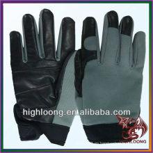 Los guantes duraderos superventas de la bicicleta del paño grueso y suave de la venta