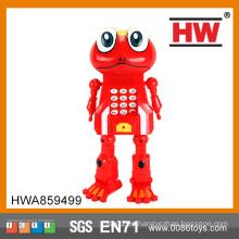 De alta calidad de plástico DIY transformar pequeños juguetes de teléfonos móviles para los niños