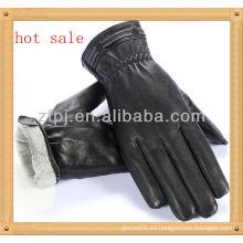 Gentleman guante patrón básico