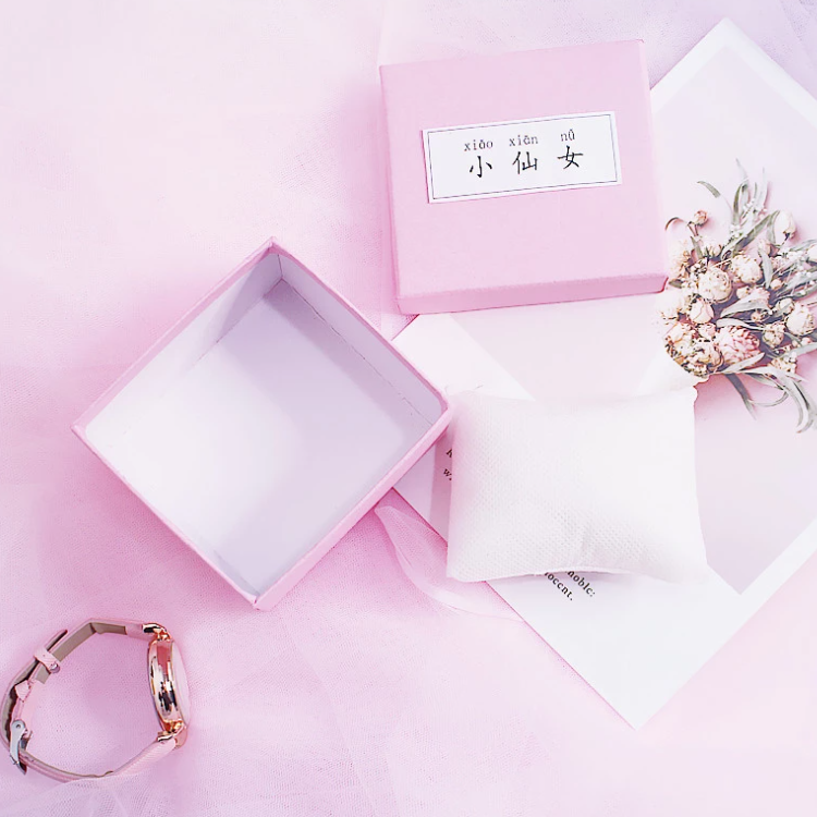 Pink Luxury Watch Box 1 Png