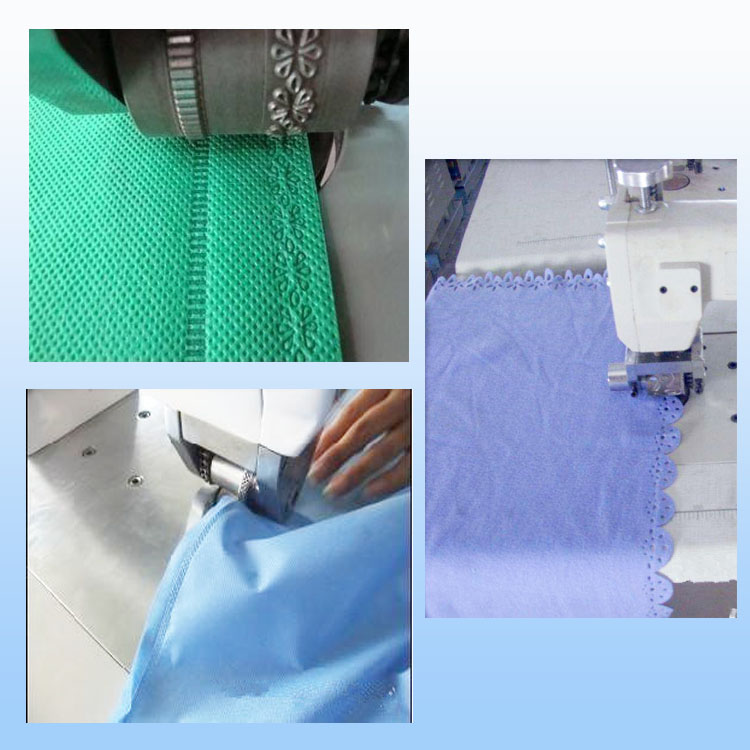 Fabric Edge Sealing Machine for Bag