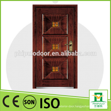 Turkish style armored security door