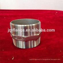 Нержавеющая сталь 304 / 316l шестигранные ниппели