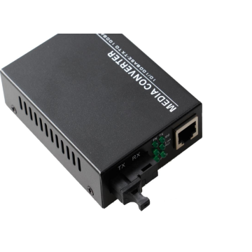 Multimode Untuk Mod Single Gigabit Fiber Media Converter