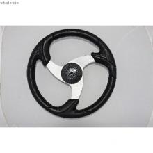 Wholewin YK7 steering wheel /made of 304  aluminium alloy