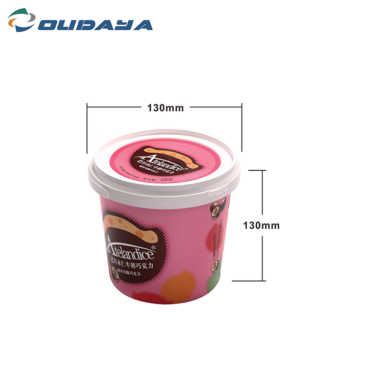 Ice Cream Container