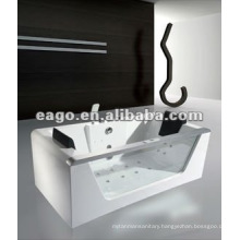Freestanding Whirlpool Massage Bathtub Glass (AM196)