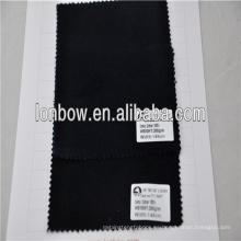 Tela de algodón con rayas de terciopelo
