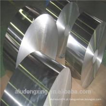 Bobina de corte de alumínio com preço chinês Pagamento Asia Alibaba China