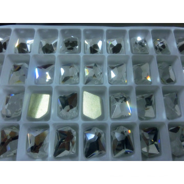 Clear Hot Fix Flat Backcrystal Rhinestones