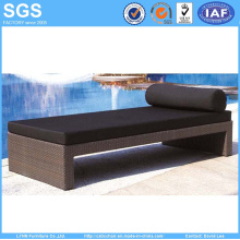Rattan Beach Furniture Waterproof Outdoor Lounge Sofa