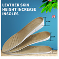 Height Increase Men Women shoes Pads Inserts Accessories