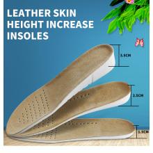 Aumento de altura Hombres Zapatos de mujer Almohadillas Insertos Accesorios
