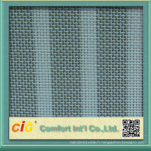 Tissu à rouleaux solaires en polyester PVC polyester