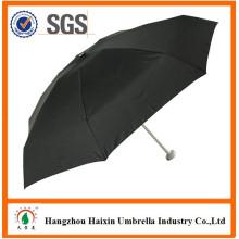 5 Falten Regenschirm mit EVA Case