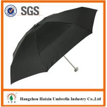 5 paraguas plegable con estuche EVA