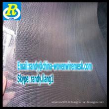 Mesh métallique invisible en aluminium (fournisseur d'usine)